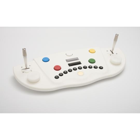 進階版操控盤